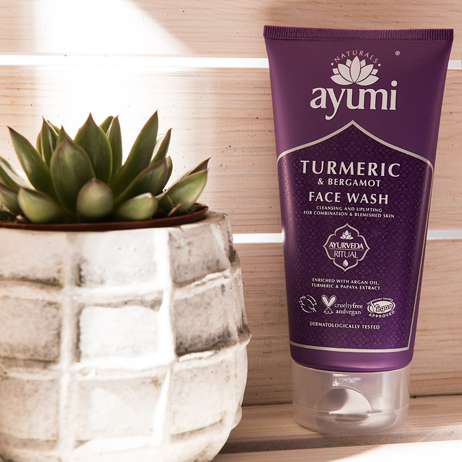 Ayumi Product Turmeric Face Wash 2