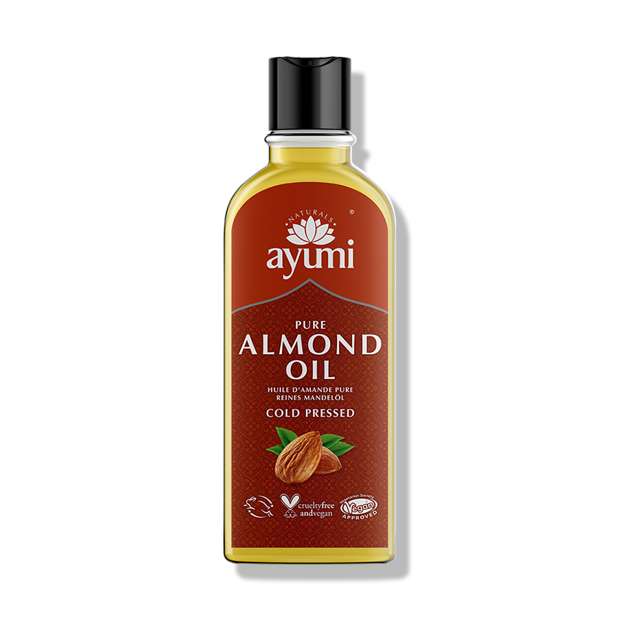 Ayumi Ingredients Almond Oil 9