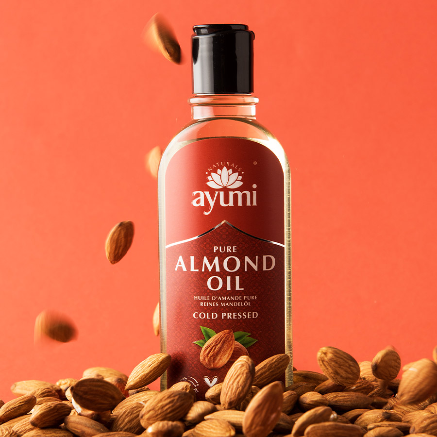 Ayumi Products Almond Oil 7