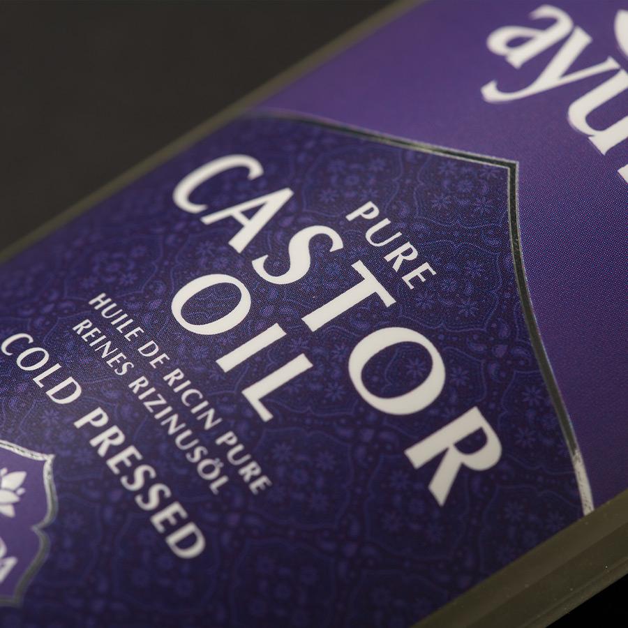Ayumi Ingredients Castor Oil