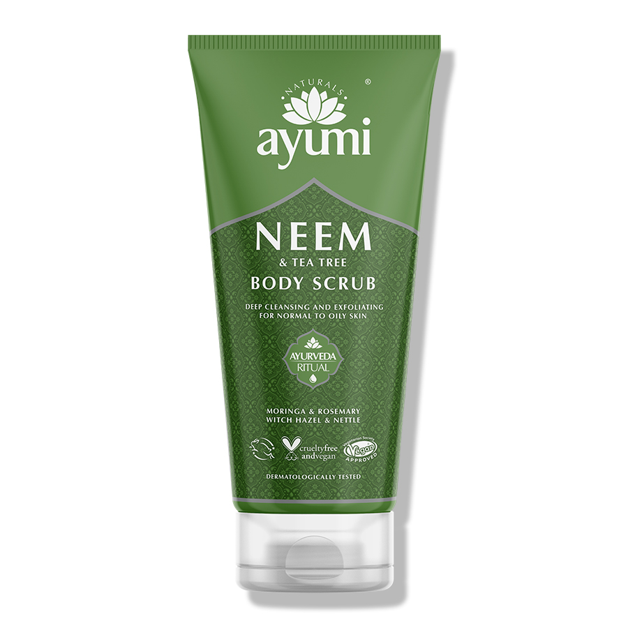 Ayumi Product Neem Body Scrub