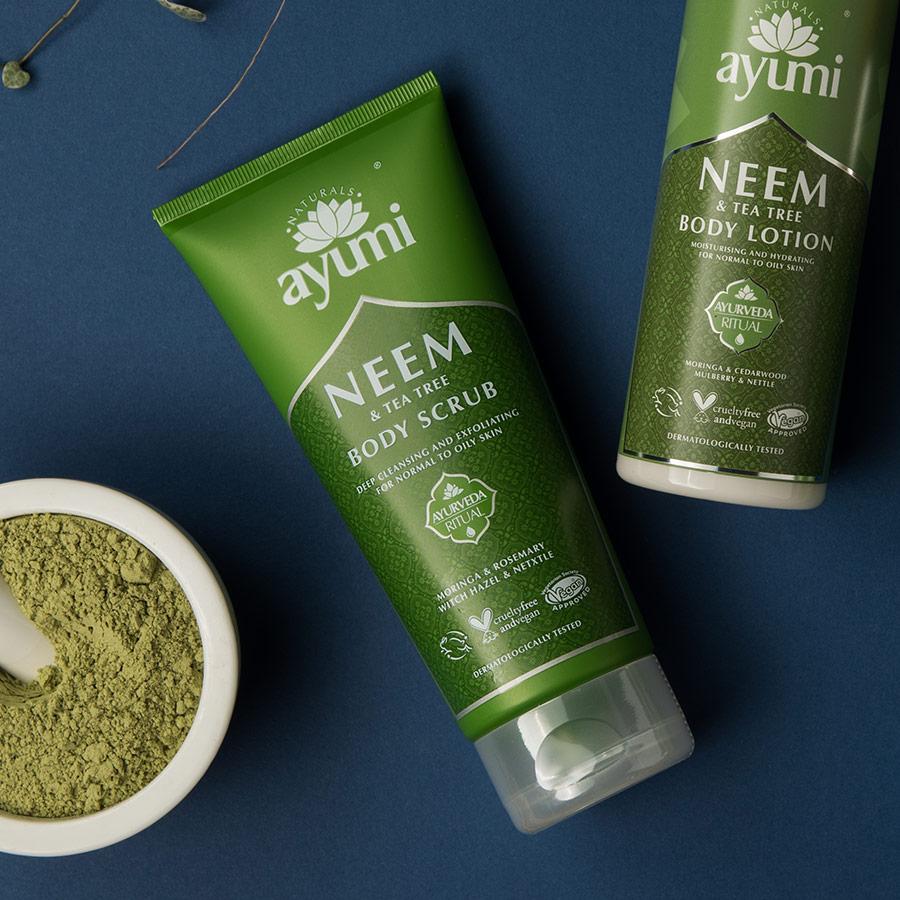 Ayumi Product Neem Body Scrub 2