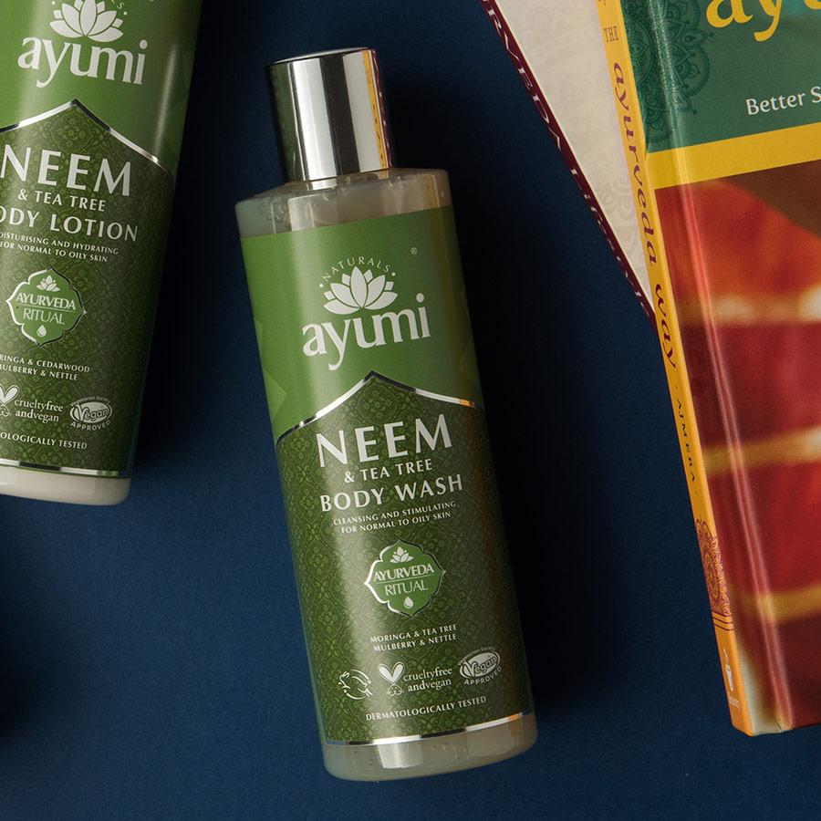 Ayumi Product Neem Body Wash 2