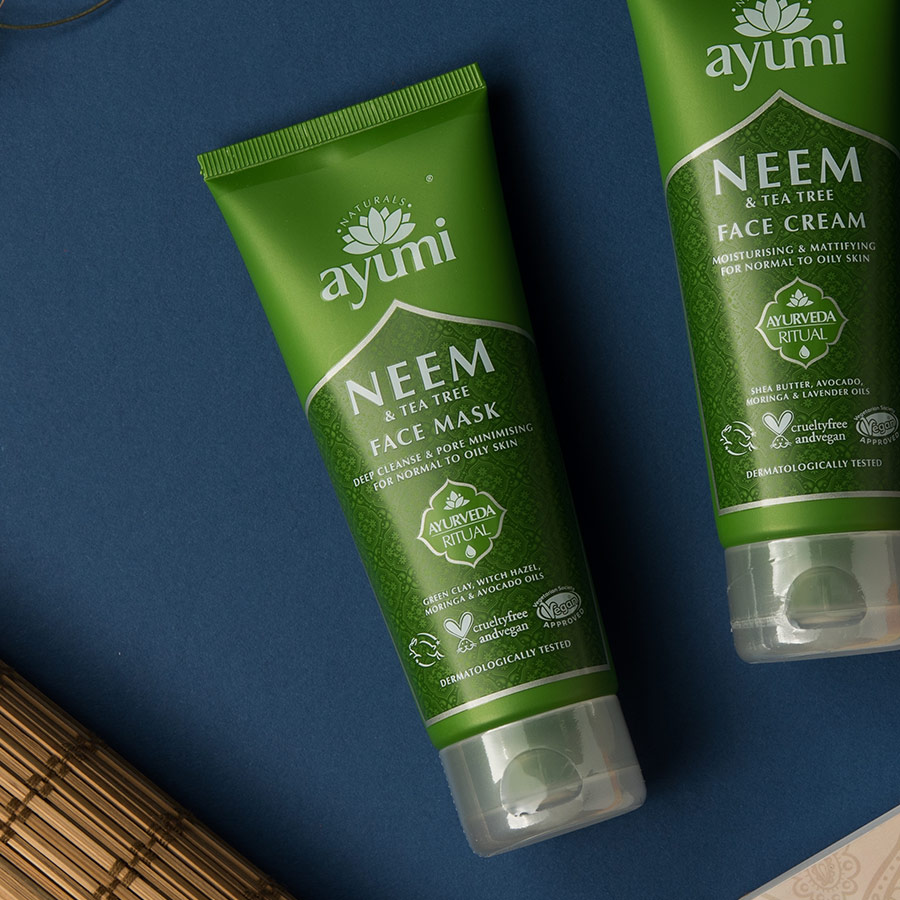 Ayumi Product Neem Face Mask 3