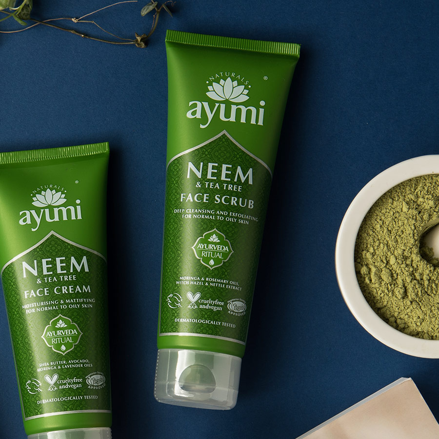 Ayumi Product Neem Face Scrub