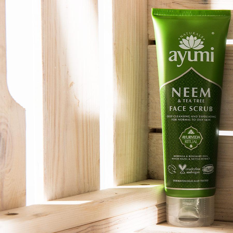 Ayumi Product Neem Face Scrub 2