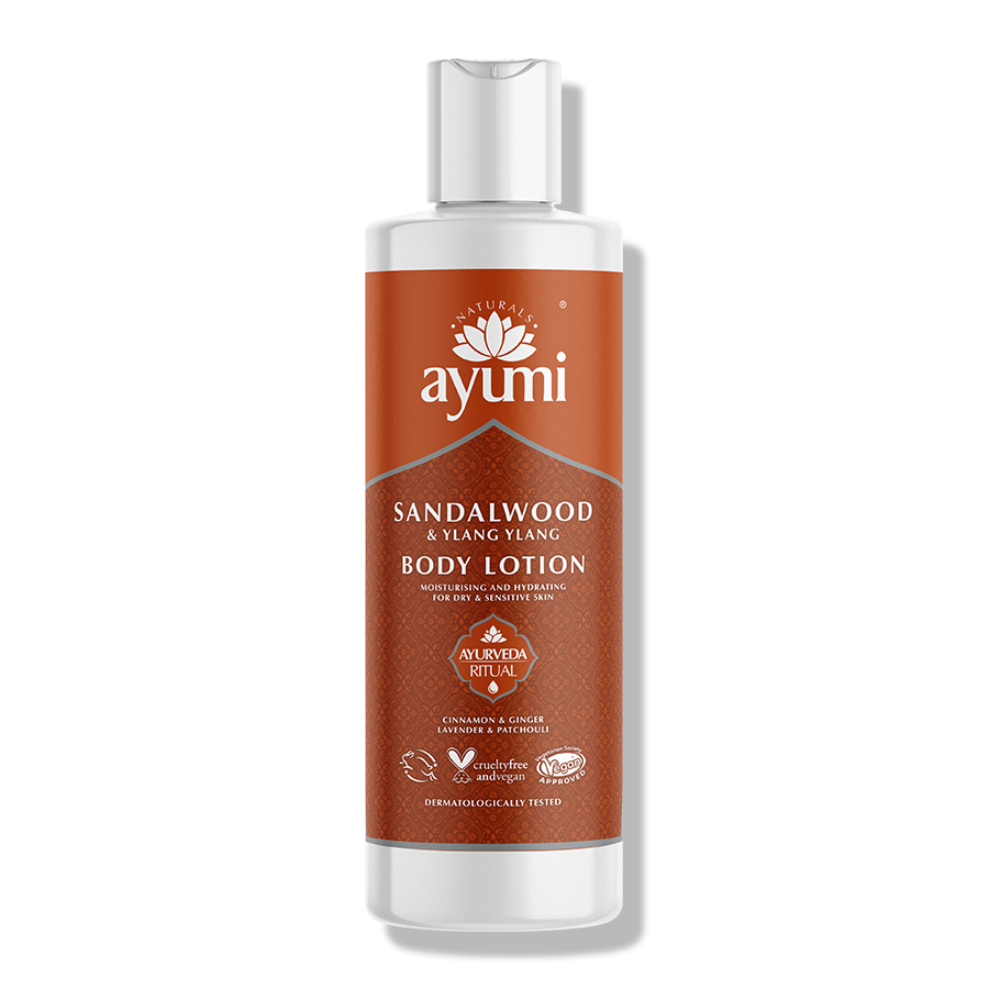 Ayumi Product Sandalwood Body Lotion