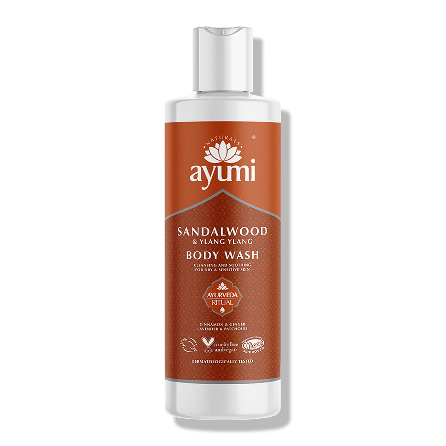 Ayumi Product Sandalwood Body Wash 4