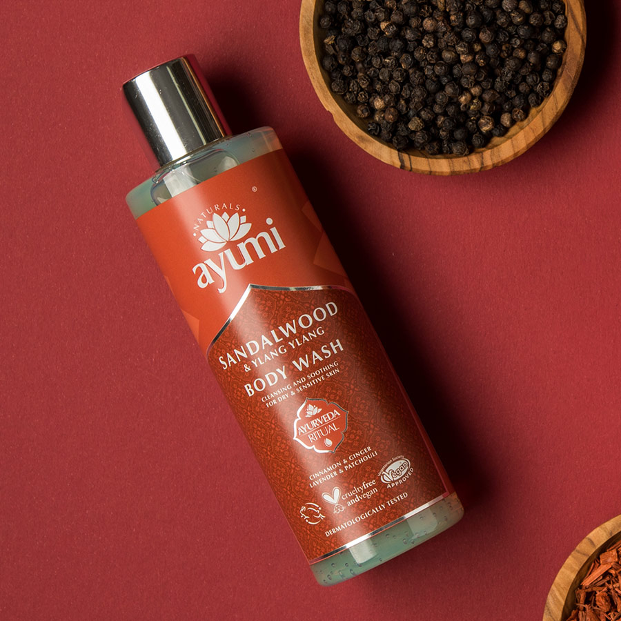 Ayumi Product Sandalwood Body Wash 2