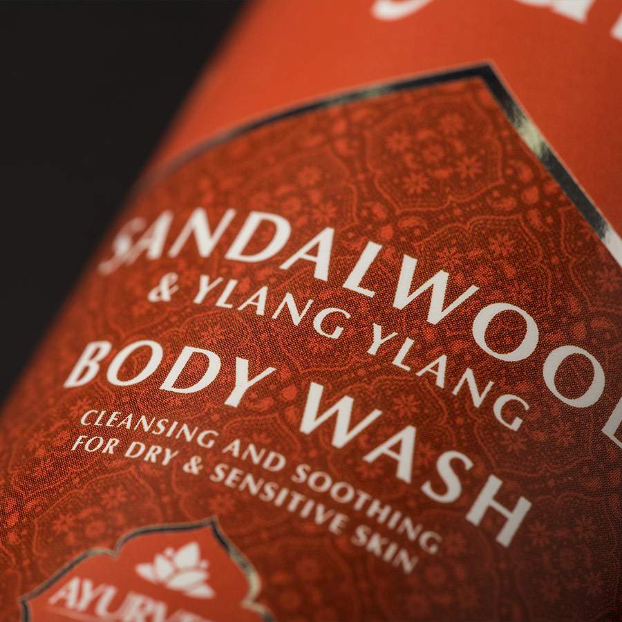 Ayumi Product Sandalwood Body Wash 5