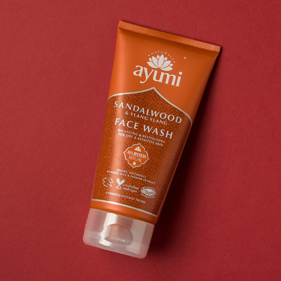Ayumi Ingredients Sandalwood Face Wash 2