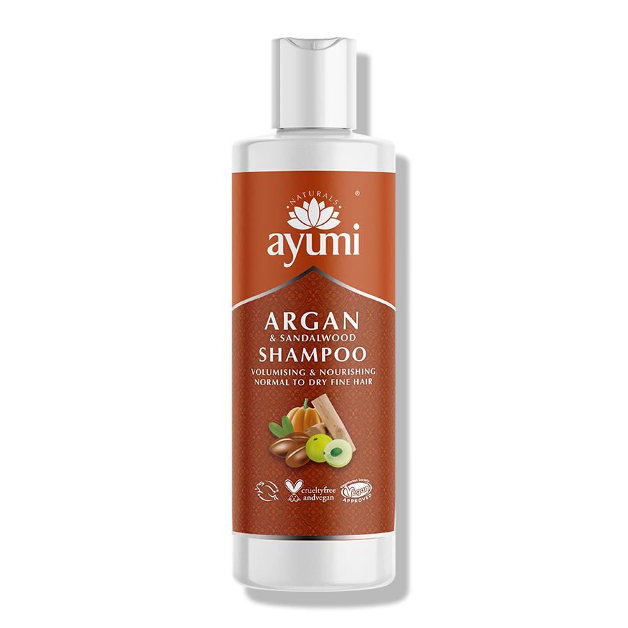 Ayumi Product Sandalwood Shampoo