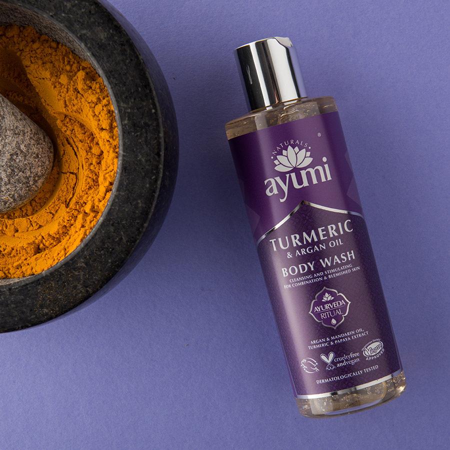 Ayumi Product Turmeric Body Wash 2