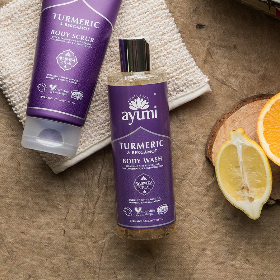 Ayumi Product Turmeric Body Wash 3