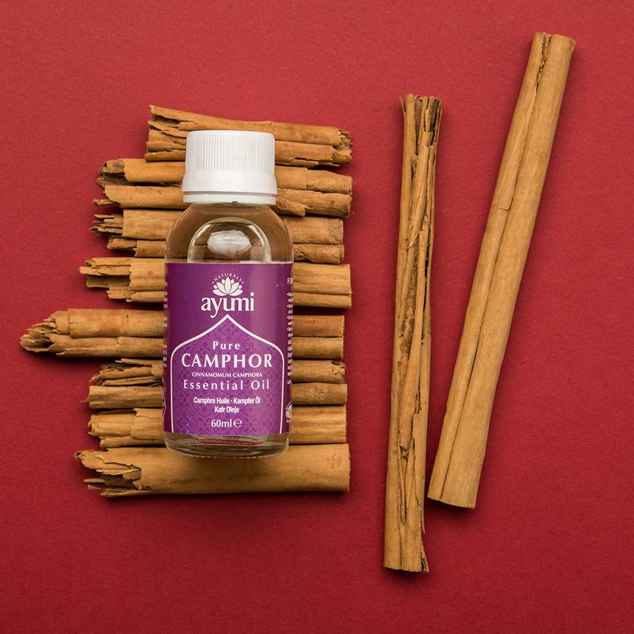 Ayumi Ingredient Camphor Oil 3