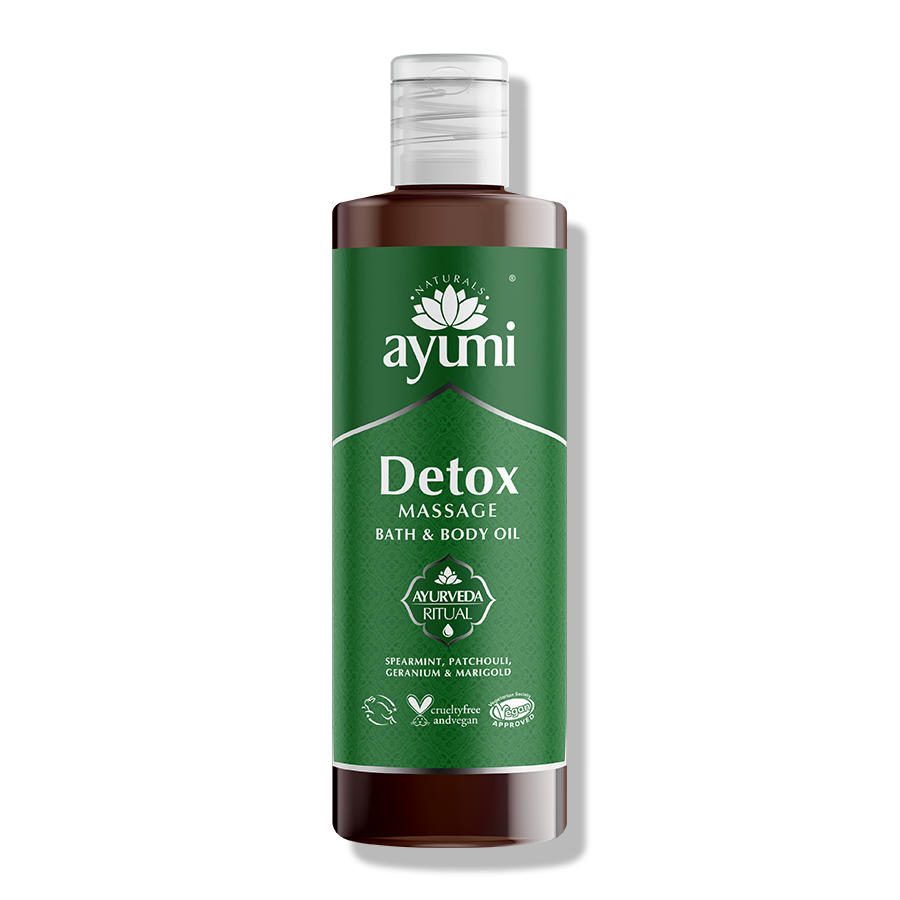 Ayumi Detox Massage Bath and Body Oil 4