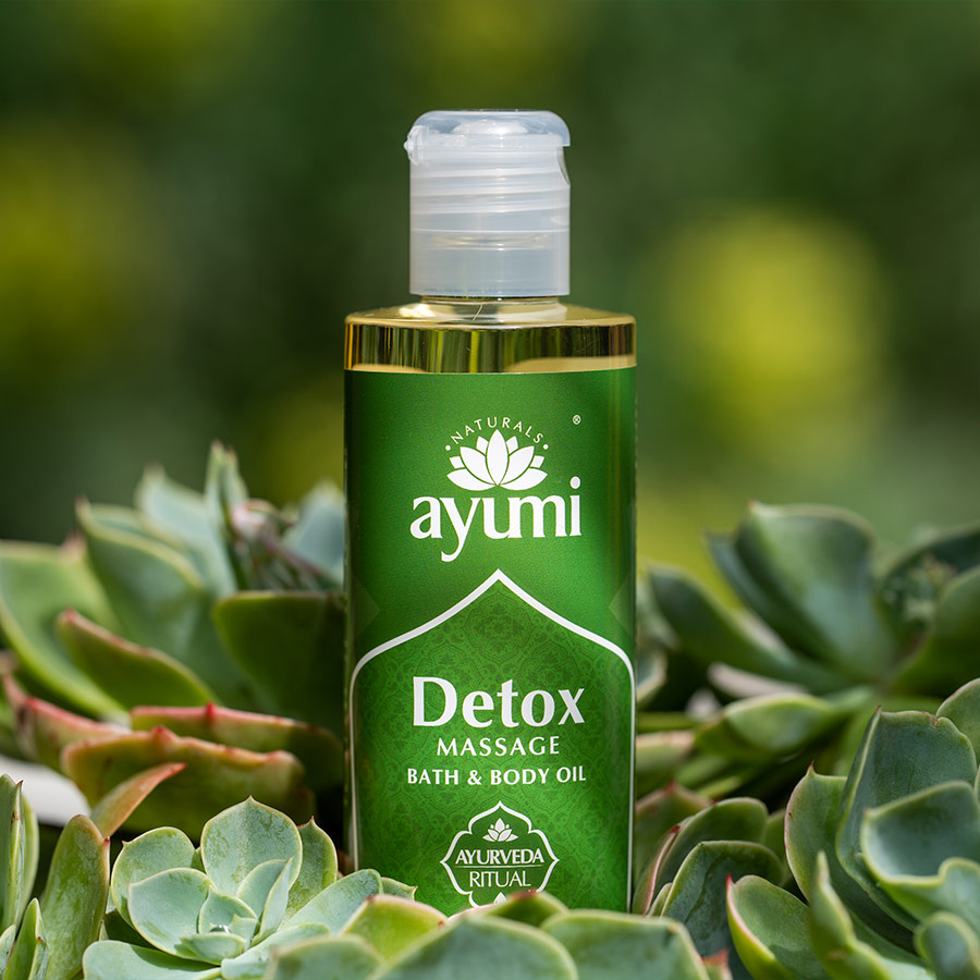 Ayumi Detox Massage Bath and Body Oil 2