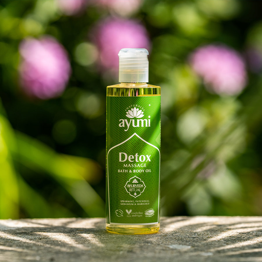 Ayumi Detox Massage Bath and Body Oil