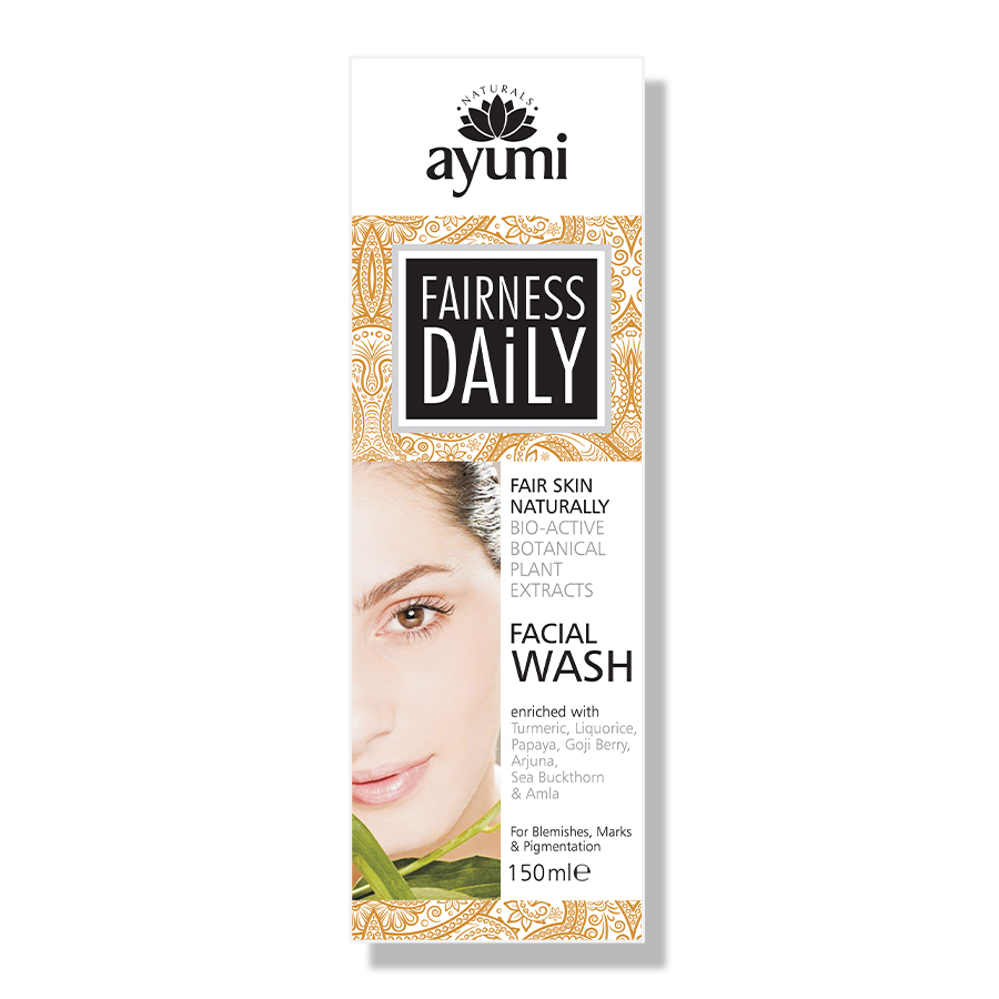 Ayumi Fairness Daily Facial Wash