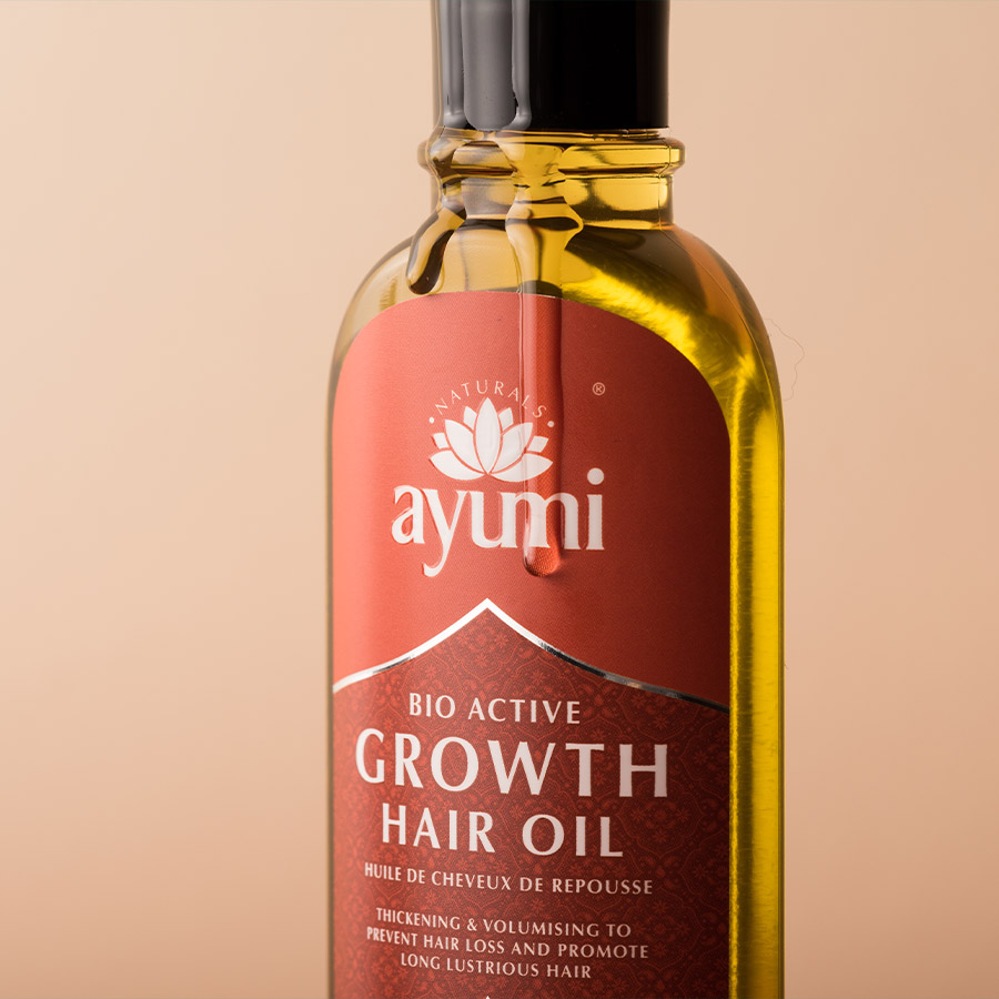 Ayumi Bio Active Growth Hair Oil