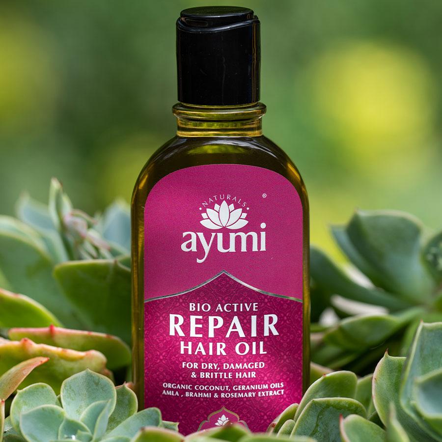 Ayumi Repair Hair Oil 4