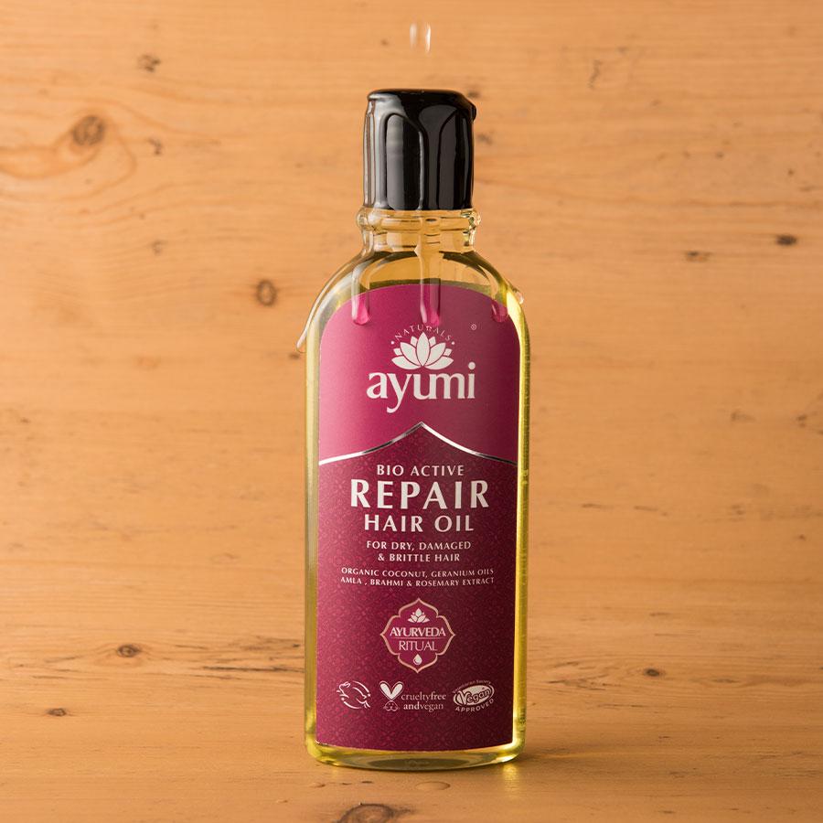 Ayumi Repair Hair Oil 3
