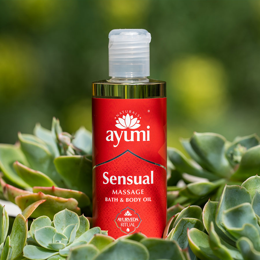 Ayumi Sensual Massage Bath and Body Oil 2
