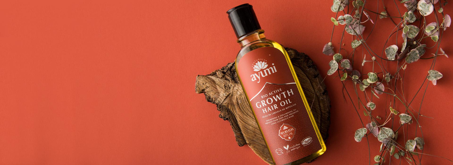 Homepage Image of Ayumi Hair Growth Oil