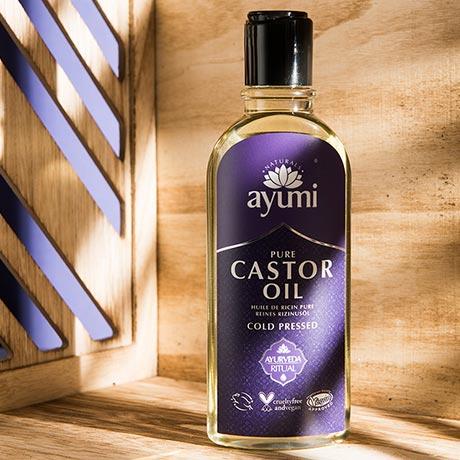 Image of Ayumi Castor Oil
