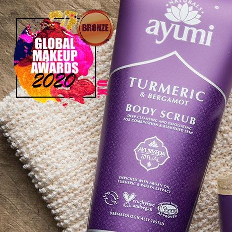 Image of Ayumi Ritual Tumeric Body Scrub