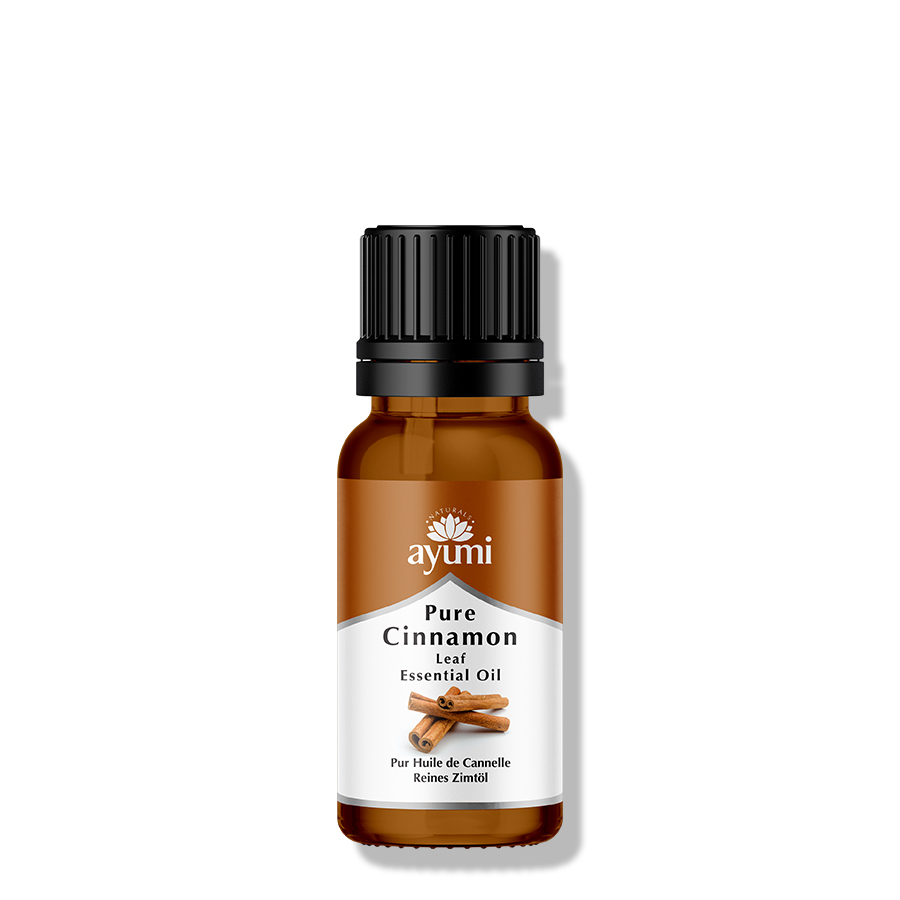 Ayumi Pure Cinnamon Leaf Essential Oil