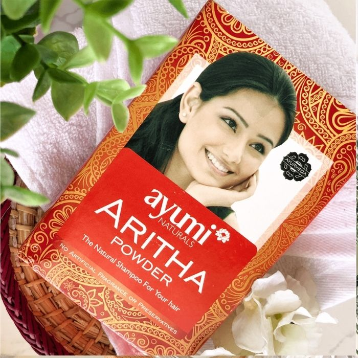 Aritha Powder for Your Skin and Hair thumbnail image