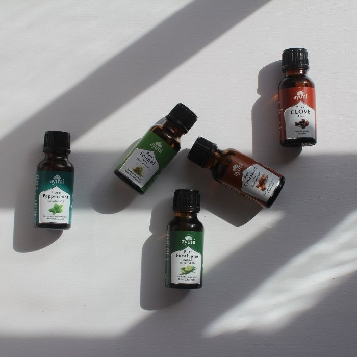 Essential Oils for Anxiety thumbnail image